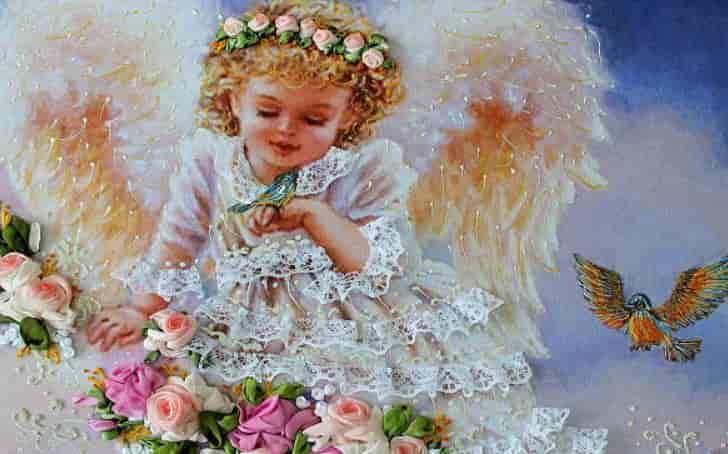 Гифки день ангела галина